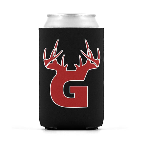 G Antler Can Koozie Can Sleeve - Bucks of America