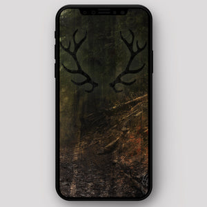 Bucks Hat Co Elk Hunter iPhone Wallpaper FREE Digital Download - Bucks of America