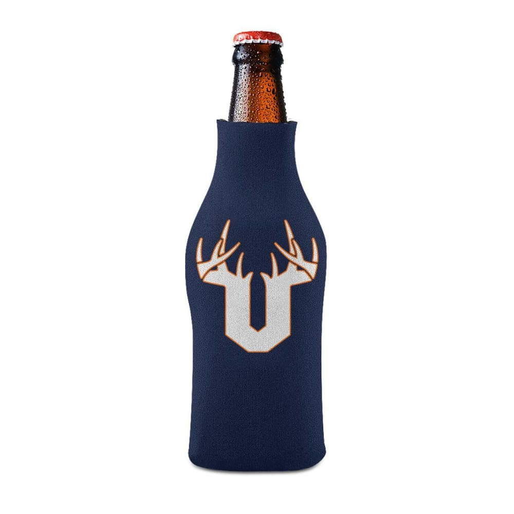 V Antler Orange/White Bottle Sleeve - Drinkware