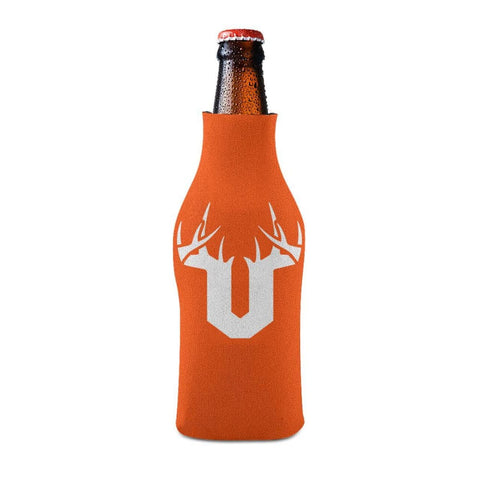 V Antler White Bottle Sleeve - Drinkware