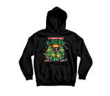 "PREORDER: Laced x TMNT ""Family Eats"" Hoodie (Projected Ship Date: 02/05/2021)"