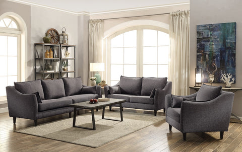 Incredible The Neutral Color That Can Go Well With Everything Grey Unemploymentrelief Wooden Chair Designs For Living Room Unemploymentrelieforg