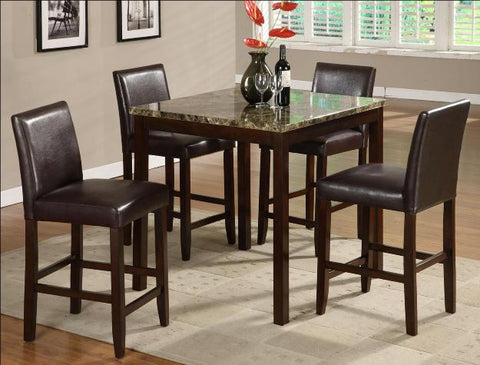 Anise Counter Height Set