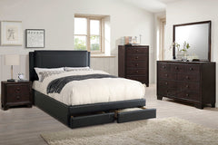 CAMUS Storage Bed