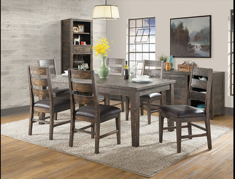 Glenwood Pines Extendable Dining Table and Chairs