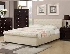 Pearl Tufting Bed