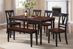 Wooden Dining Casual Set