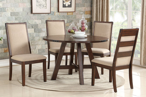 Round Dining Casual Dining Set