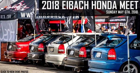 14th Annual West Coast Eibach Meet 2018