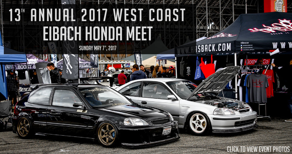 13th Annual 2017 West Coast Eibach Meet