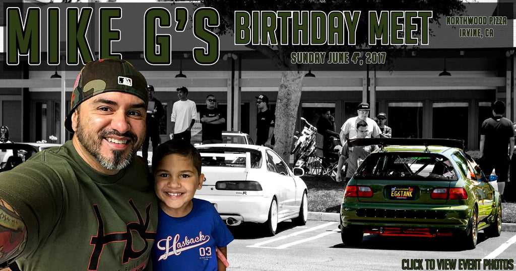 Mike G's Birthday Meet