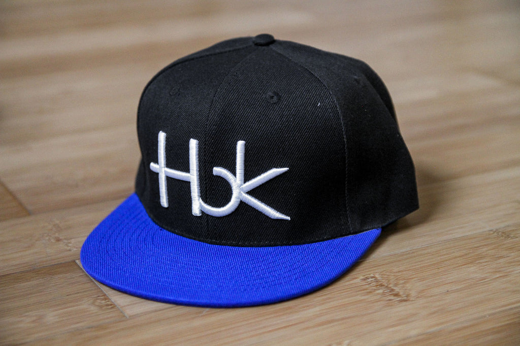 HBK - Black/Blue Bill
