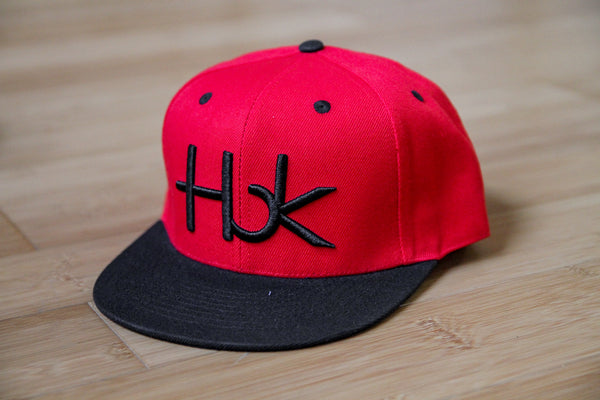 HBK - Red/Black Bill