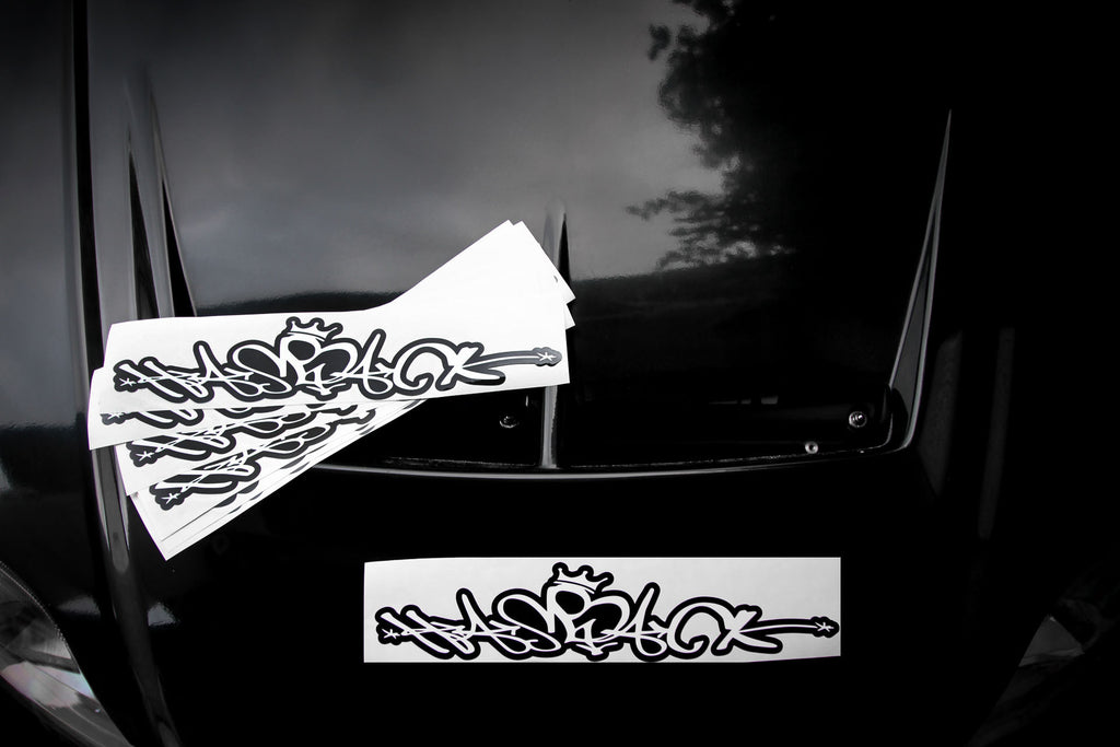Hasback OG Decal 18""