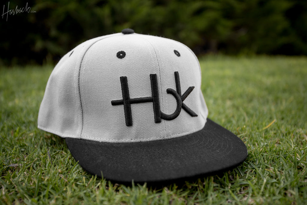 HBK - Gray/Black Bill