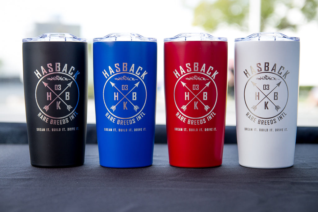 Hasback Tumbler 20 oz. - Arrow Logo