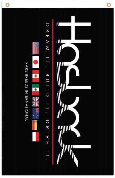 Flag Banner - Hasback Rare Breeds International