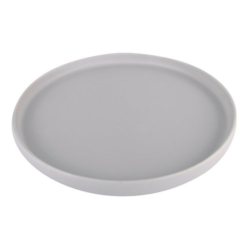 Large grey serving platter
