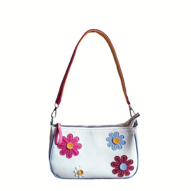 MISS DAISY COLOR CONTRAST MINI BAG