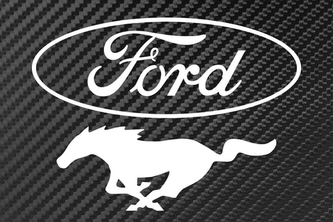Ford/Mustang Decals