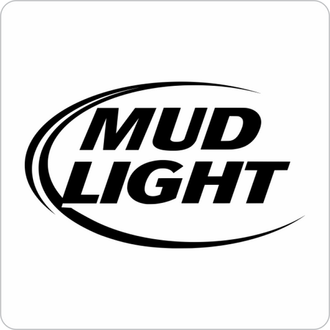 Mud Light Decal