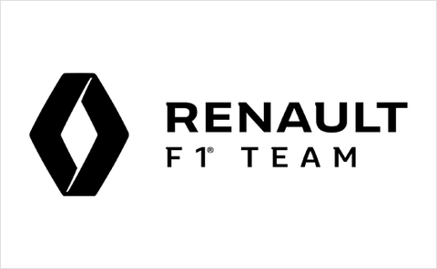 Renault F1 Team Decal