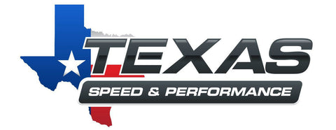 Texas Speed Performance Printed Decal