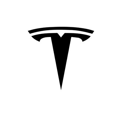 Tesla Decal
