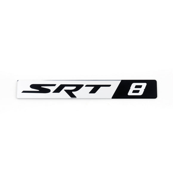 SRT-8 Windshield Banner