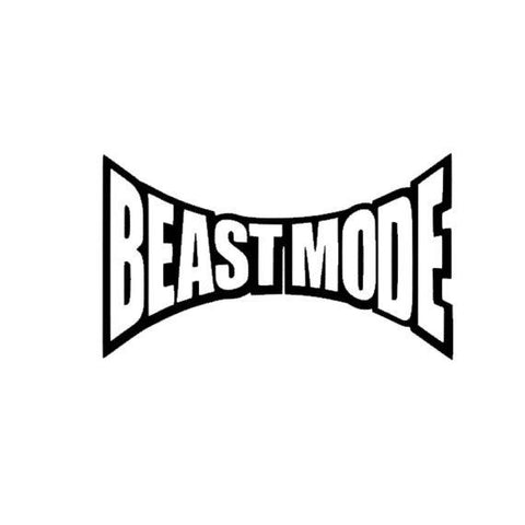 Beast Mode Decal
