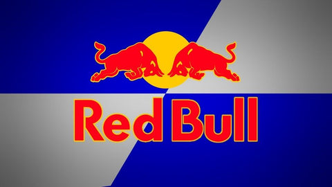 Red Bull Decal