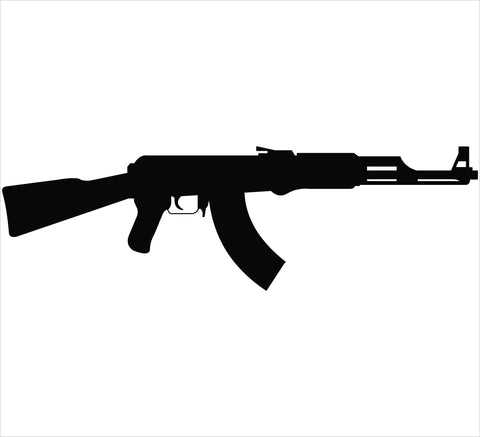 AK47 Decal