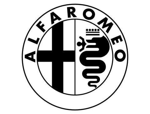 Alfa Romeo Decal