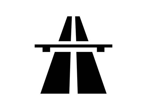 Autobahn Decal