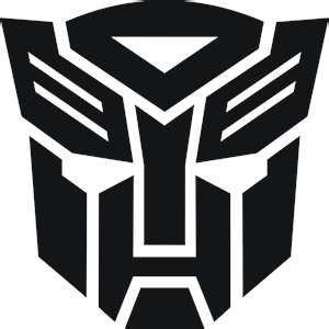 Autobot Logo Decal