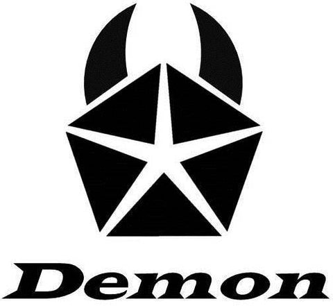 Dodge Demon Horns Logo