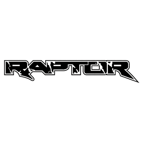 Ford Raptor Decal