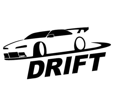 Nissan 240 Drift Decal