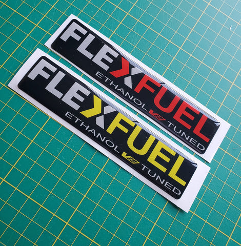 Cadillac CTS-V ATS-V Flex Fuel Badge