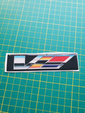 CTS-V ATS-V WeatherTech Emblem Replacement Domed Badge