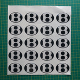 Bentley Replacement Badge Insert