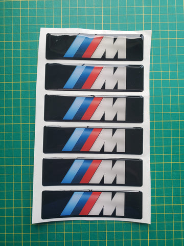 BMW M Weathertech Replacement Badge