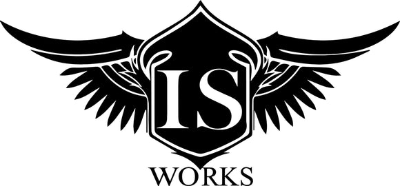 IS Works Decal