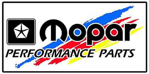 Mopar Performance Parts Decal