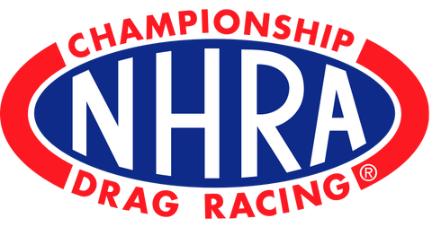 NHRA Drag Racing Championship Printed Decal
