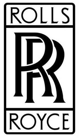 Rolls Royce Decal