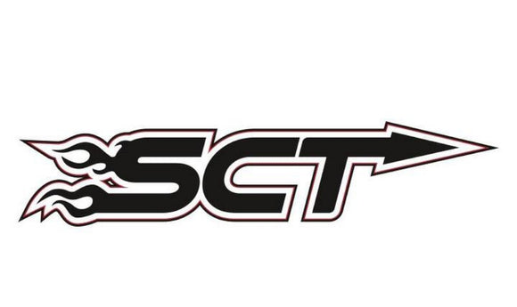 SCT Tuning Windshield Banner