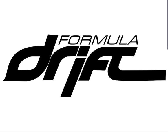 Formula Drift Decal