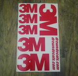 3M Decal