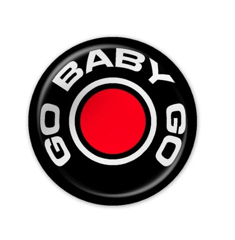 Go Baby Go Push To Start Button Overlay